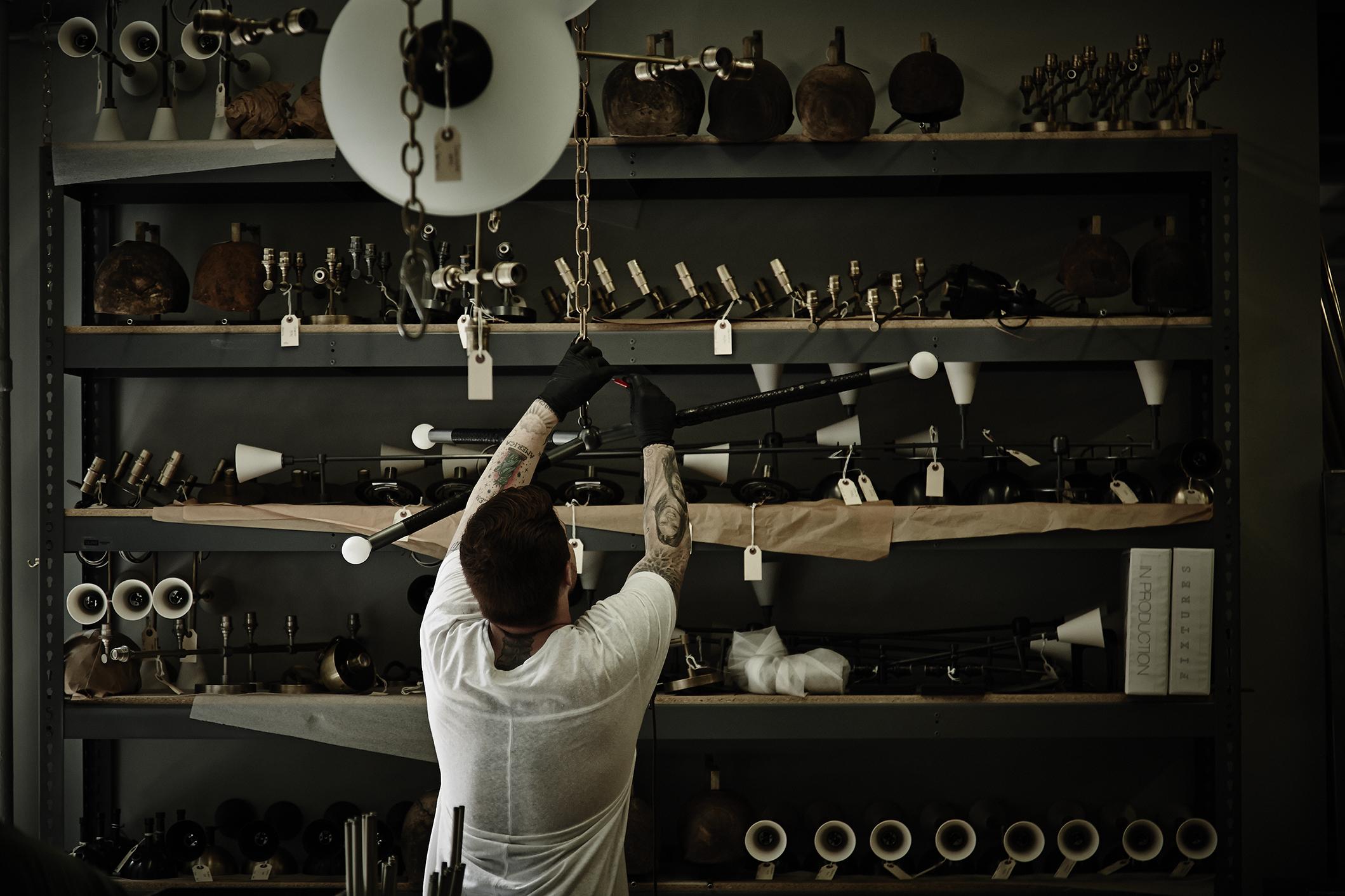 Apparatus lamper finner du nå hos Studio Kvänum